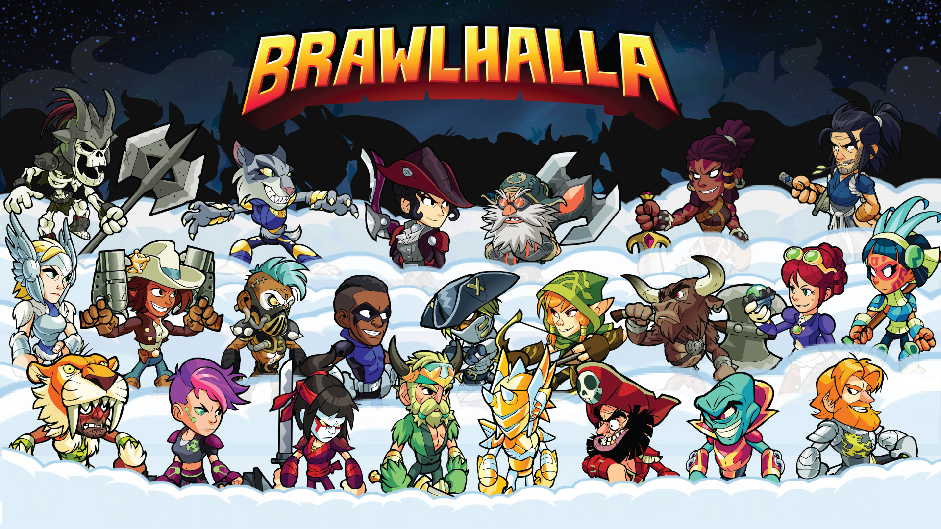 Best Games Ever Free >> About - Brawlhalla