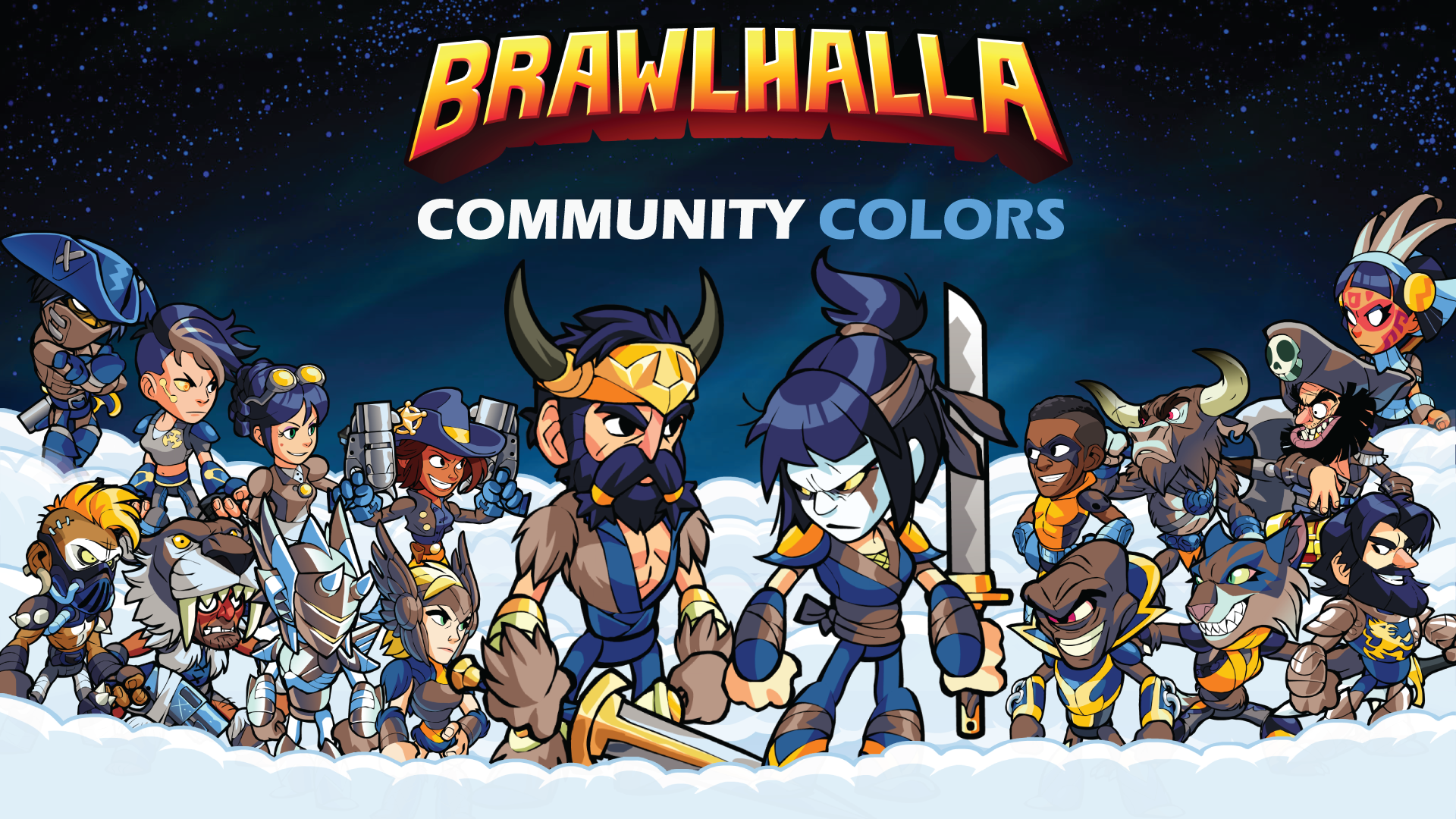 Brawlhalla Community Colors - Everything You Need To Know