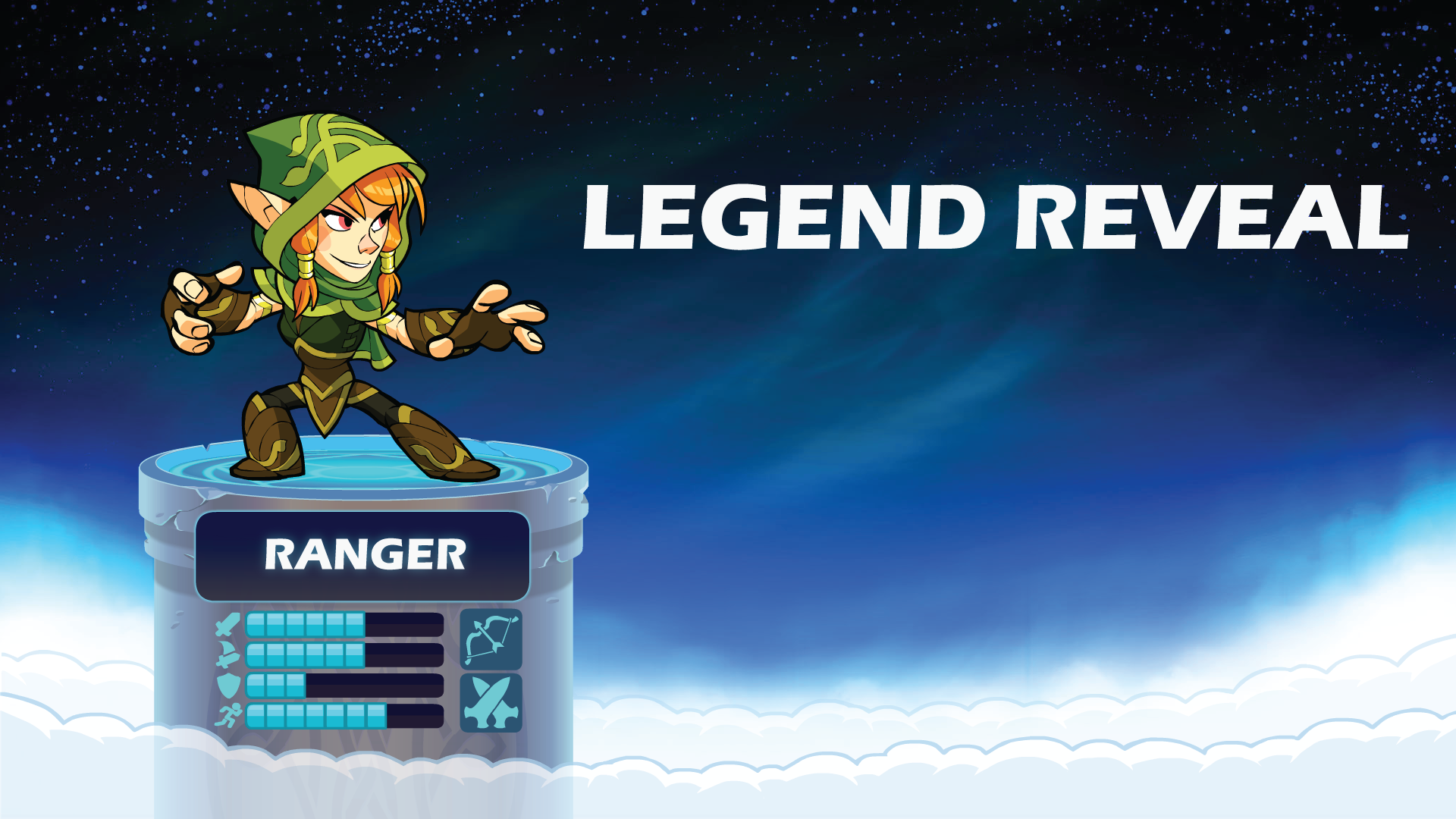 Ranger – Brawlhalla Legend Reveal