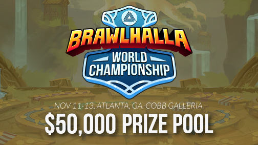 Brawlhalla World Championship and Expo BCX 2016