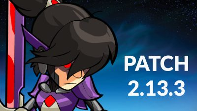 2.13.3 Patch Notes