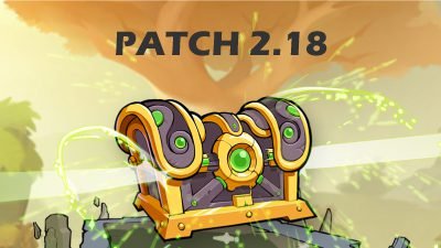 Patch Notes 2.18