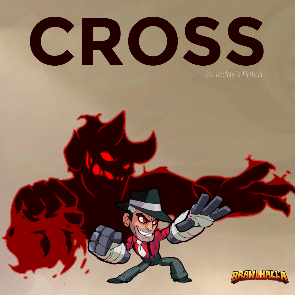 Patch 2 37 - Cross - Brawlhalla