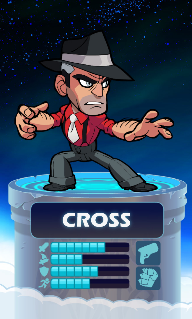 Cross - Brawlhalla