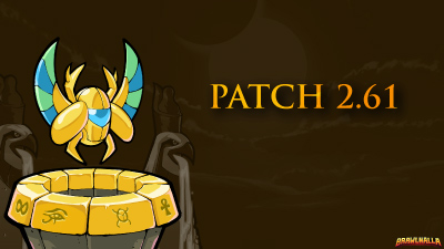 Patch 2.61 – The Sandstorm Chest
