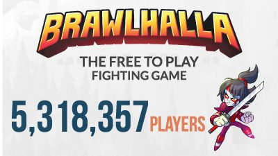 Brawlhalla By The Numbers – 2017 Edition