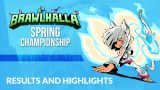 Spring Championship Results