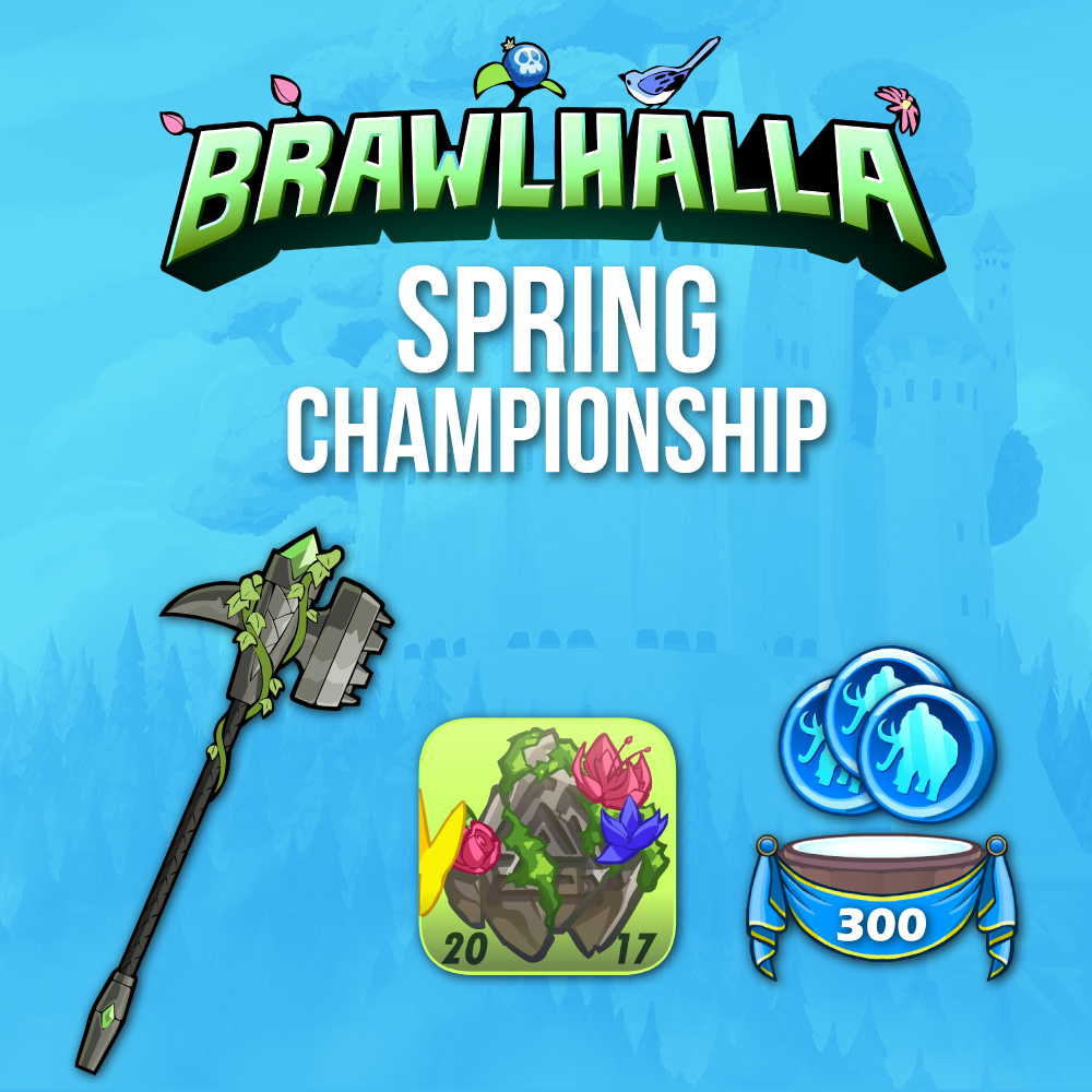 Brawlhalla Spring Championship Pack