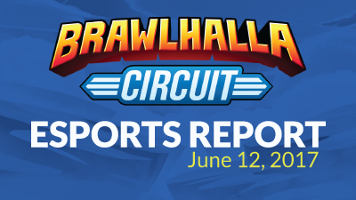 Esports Report – Week of June 12
