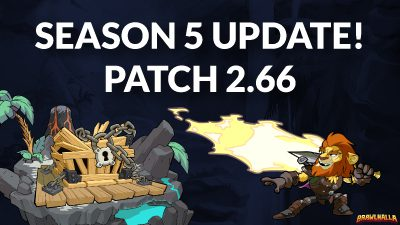Season 5 Update! – Patch 2.66