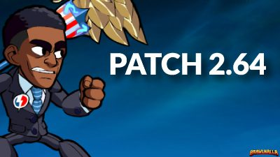 Patch 2.64 – Brawlball Overhaul and More!