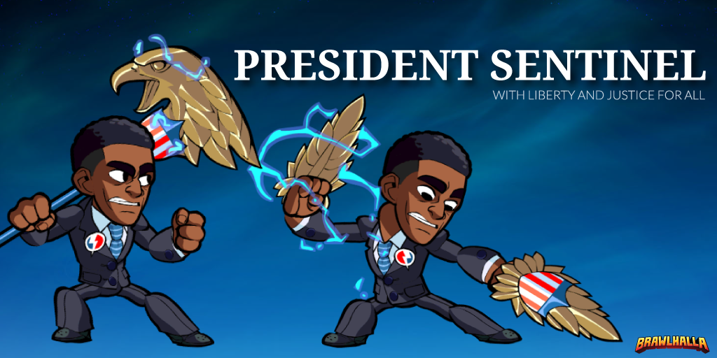 Patch 2.64 - Brawlball Overhaul and More! - Brawlhalla
