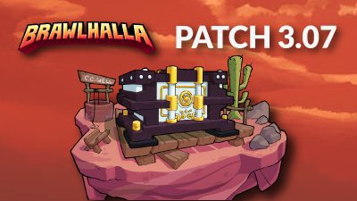 Brawlhalla Patch 3.07- Outlaw Chest!