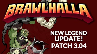 Brawlhalla Patch 3.04 – Xull Update!