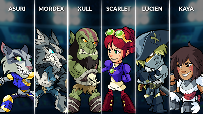 Brawlhalla Weekly Rotation – May 23, 2018