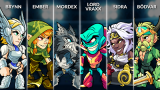Brawlhalla Weekly Rotation – July 18, 2018