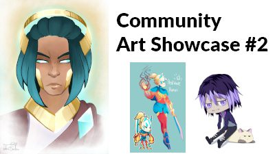 Brawlhalla Community Art Showcase #43