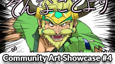 Brawlhalla Community Art Showcase #44