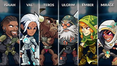Brawlhalla Weekly Rotation – September 19, 2018