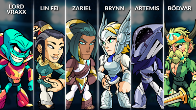 Brawlhalla Weekly Rotation – September 26, 2018