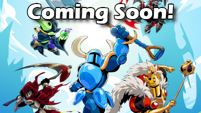 Shovel Knight is coming to Brawlhalla!