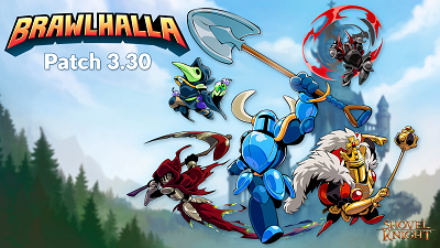 Shovel Knight Crossover Event – Patch 3.30
