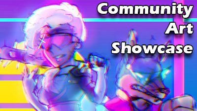 Brawlhalla Community Art Showcase #47
