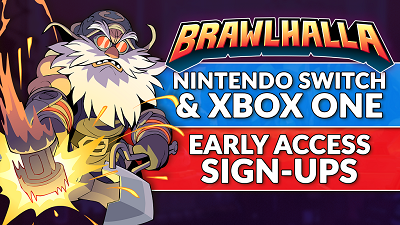 Xbox One and Nintendo Switch Early Access