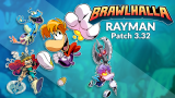 Rayman is Coming! November 6th – Patch 3.32