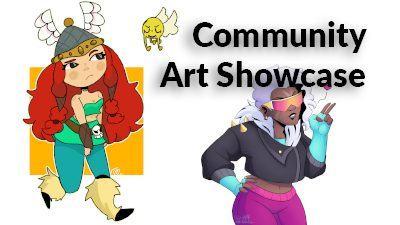 Brawlhalla Community Art Showcase #49