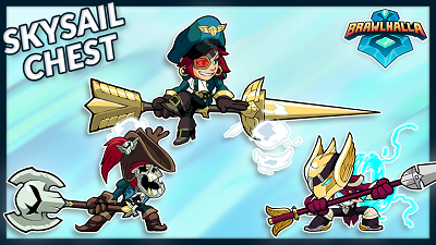 Brawlhalla Weekly Rotation – November 21, 2018
