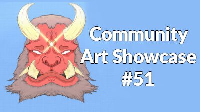 Brawlhalla Community Art Showcase #51
