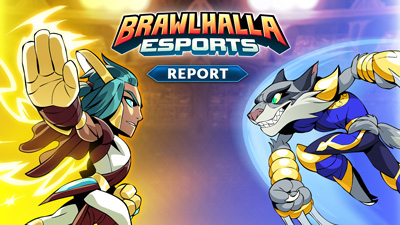 Esports Report: The Brawlhalla World Championship and DreamHack Winter