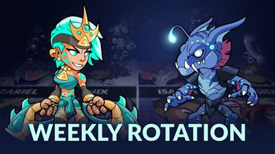Brawlhalla Weekly Rotation – January 23, 2019