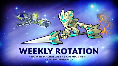 Brawlhalla Weekly Rotation – January 2, 2019