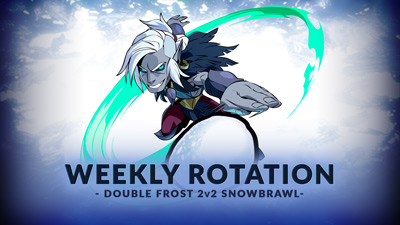 Brawlhalla Weekly Rotation – January 9, 2019