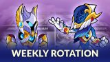 Brawlhalla Weekly Rotation – February 20, 2019