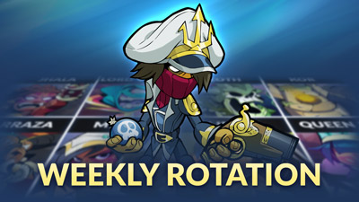 Brawlhalla Weekly Rotation – February 6, 2019