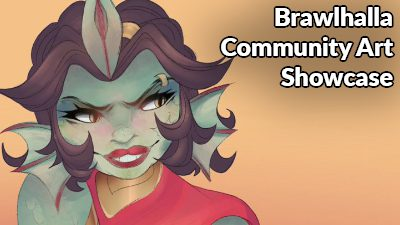 Brawlhalla Community Art Showcase #55