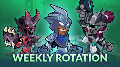 Brawlhalla Weekly Rotation – March 20, 2019