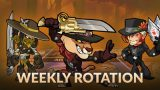 Brawlhalla Weekly Rotation – March 27, 2019