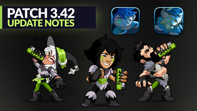 The Biggest Brawlhalla Online Championship Event – Patch 3.42