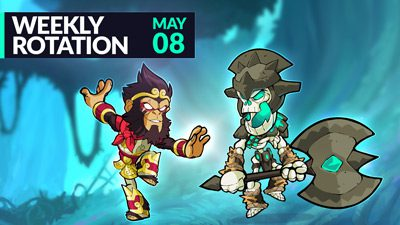 Brawlhalla Weekly Rotation – May 8, 2019