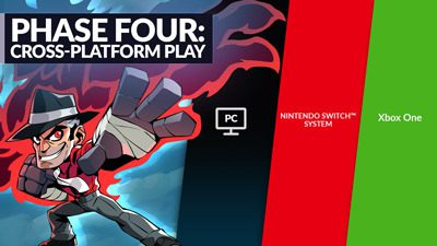 Phase Four of Cross-Play Rollout