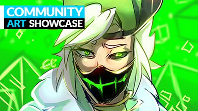 Brawlhalla Community Art Showcase #61