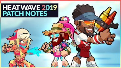 Heatwave Summer Event – Patch 3.46