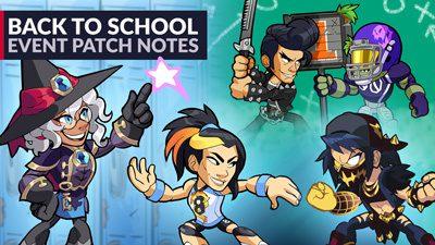School's in session with the Back to School Event! – Patch 3.48