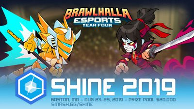 Brawlhalla at Shine 2019 Results