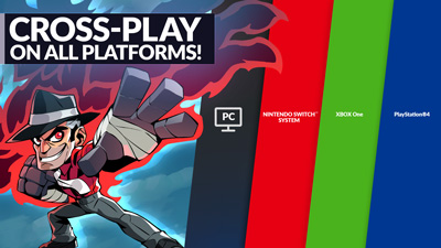All-Platform Cross-Play is Live in Brawlhalla!