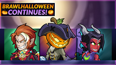 Brawlhalloween 2019 Continues!